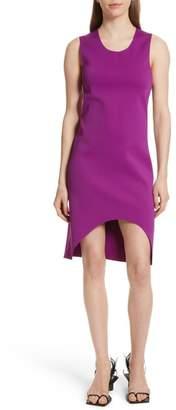 Helmut Lang High/Low Dress