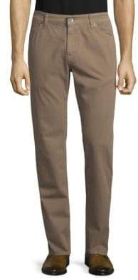 Slim Straight Fit 5-Pocket Chino