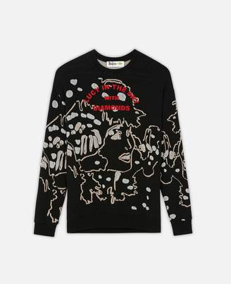 Stella McCartney Embroidered Sweater, Women's