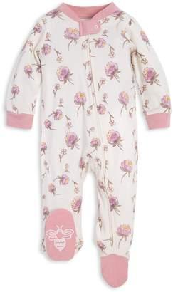 Burt's Bees Fresh Flowers Organic Baby Sleep & Play Pajamas
