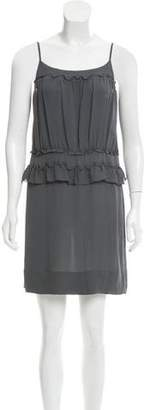 Stella McCartney Silk Mini Dress