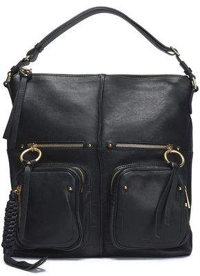 See by Chloe Patti Textured-Leather Tote