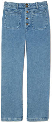 Apiece Apart Denim Marston Pants