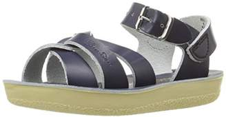 Salt Water Sandals by HOY Shoe Girls' Salt Water Original Flat Sandal