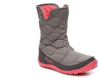 Columbia Minx Youth Snow Boot - Girl's