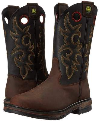 John Deere Non Steel Toe Men's Work Boots