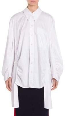 Stella McCartney Ruched-Side Shirt