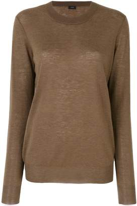 Joseph cashmere fitted top