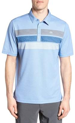Travis Mathew Travis Matthew Greg Eddie Stripe Polo