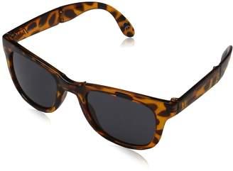 Vans Foldable Spicoli Shade Sunglasses - Tortoise
