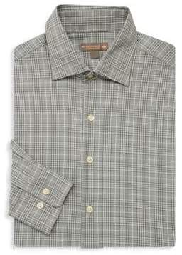 Peter Millar Regular-Fit Plaid Shirt