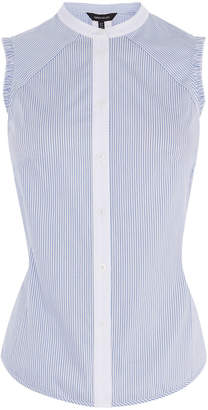 Karen Millen SLEEVELESS SHIRT