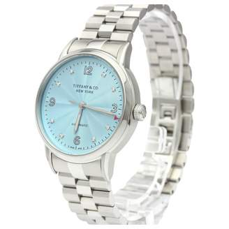Tiffany & Co. Blue Steel Watches