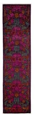Solo Rugs Arts & Crafts Wool Oriental Runner