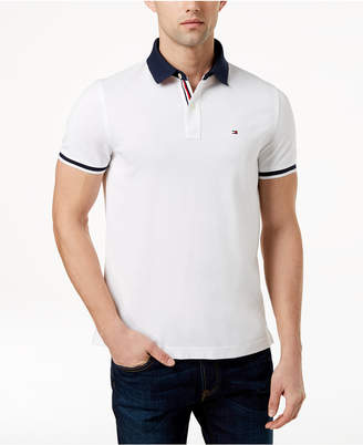 e15e8ae9 Tommy Hilfiger White Fitted Men's Shirts - ShopStyle