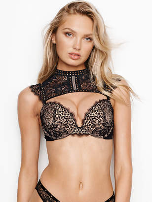 Very Sexy High-neck Push-Up Bra