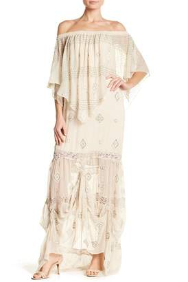 Haute Hippie Mary Maxi Dress