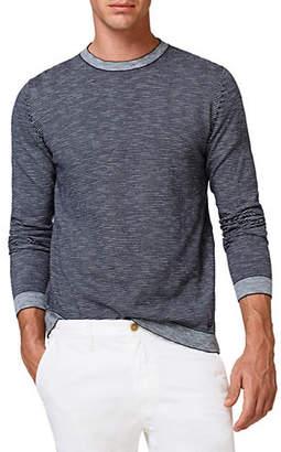 Esprit Striped Cotton Sweater