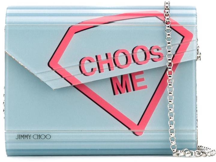 Jimmy ChooJimmy Choo Candy clutch