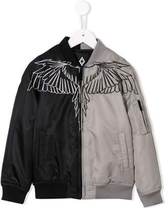 15215c053f190 Marcelo Burlon County of Milan Boys  Outerwear - ShopStyle