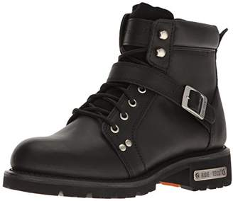 "RIDETECS Men's 6"" Motorcycle Boot"