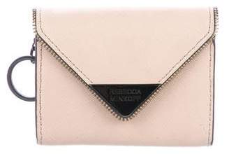 Rebecca Minkoff Leather Compact Wallet