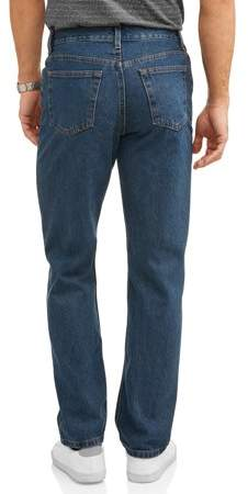 George Big Men's Relaxed Fit Jean