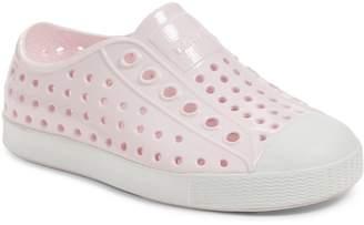 Native Jefferson Glossy Slip-On Sneaker