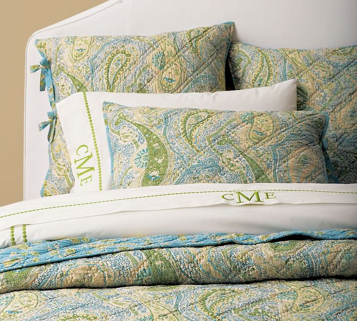 Stephanie Reversible Quilt & Sham