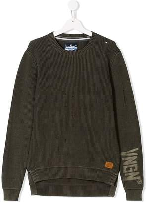 Vingino TEEN distressed jumper