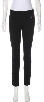Dolce & Gabbana Mid-Rise Skinny Pants