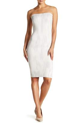 Wolford Camouflage Strapless Dress