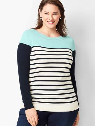 05d820e439 Talbots Green Plus Size Sweaters on Sale - ShopStyle