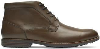 Rockport Dustyn Waterproof Leather Chukka Boots
