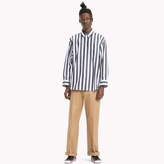 Tommy Hilfiger Oversized Banker Stripe Shirt