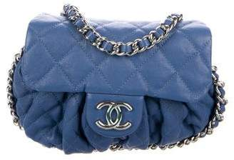 Chanel Small Chain Around Messenger Bag