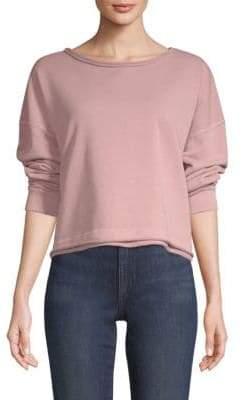 Amo Cropped Sweatshirt