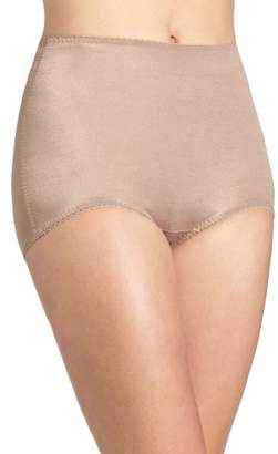 Rago Women's Plus-Size Control Panty Brief