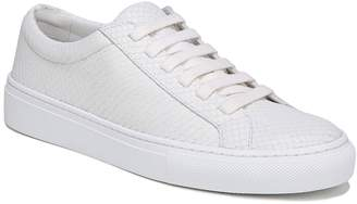 Via Spiga SUIV2 Snake Embossed Sneaker