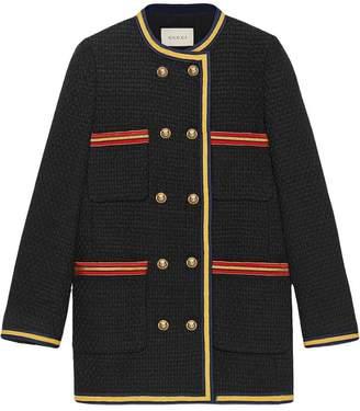 Gucci Light tweed jacket