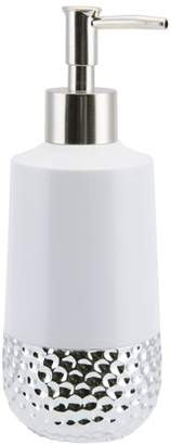 Allure Home Creations Titus Silver Lotion Pump