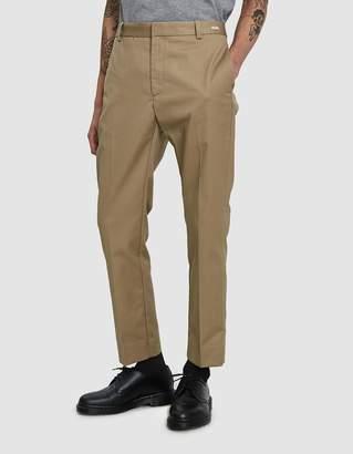 Wood Wood Tristian Trousers in Khaki