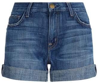 Current/Elliott Current Elliott Boyfriend Rolled Shorts