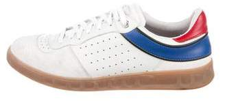 Roseanna Leather Low-Cut Sneakers