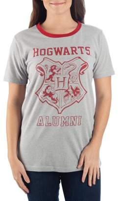 Juniors' Harry Potter Hogwarts Alumni Graphic T-Shirt