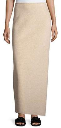 The Row Ernst Wool Maxi Skirt