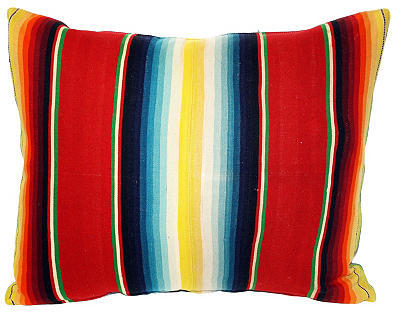 Acapillow Serape Pillow
