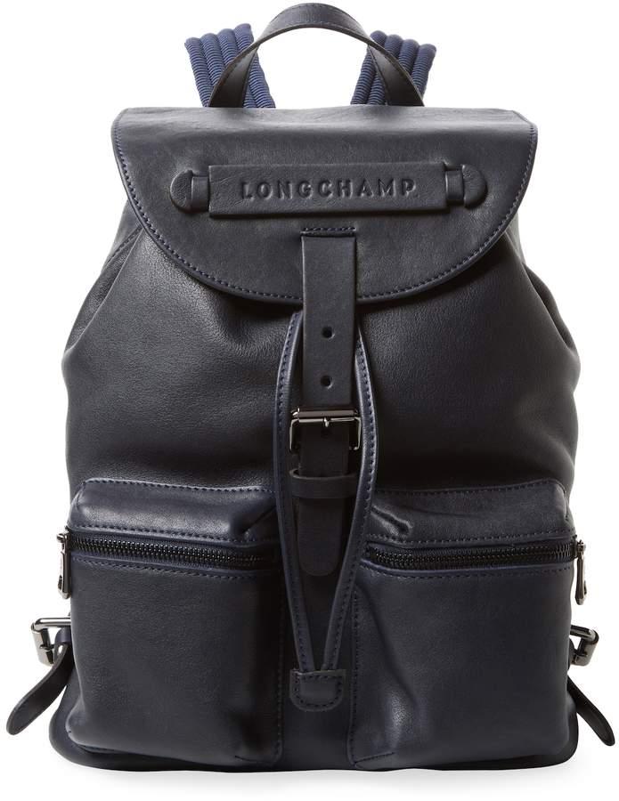 Longchamp Women's Leather Backpack