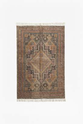 At French Connection Woven Printed Heritage Rug