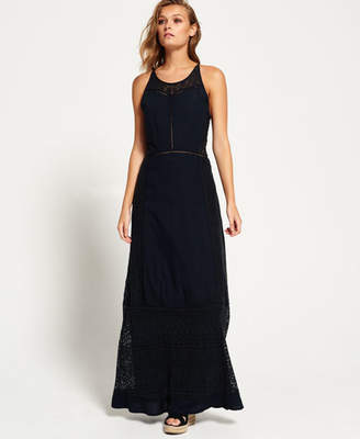 Superdry Vintage Harmony Maxi Dress